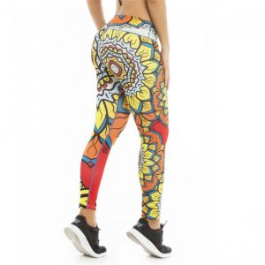 Custom Sublimation Leggings