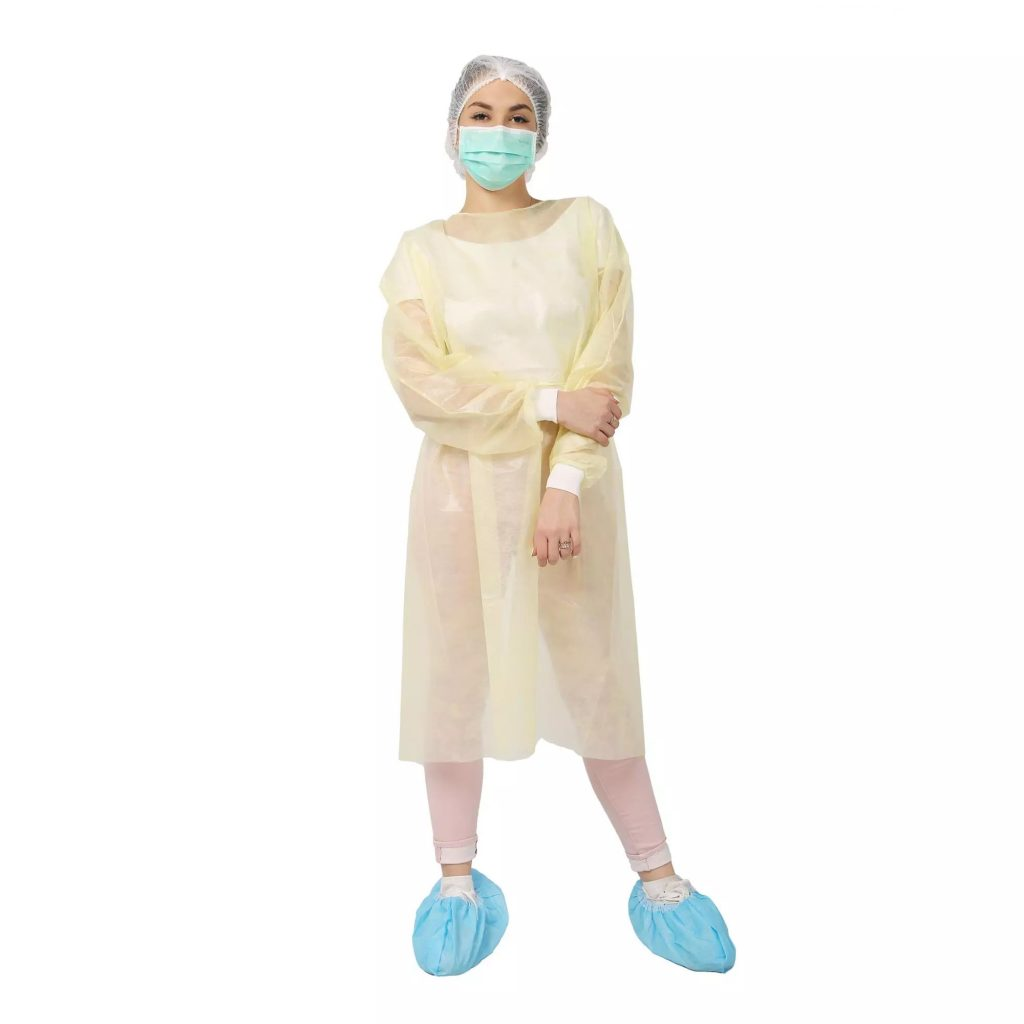 isolation gown3