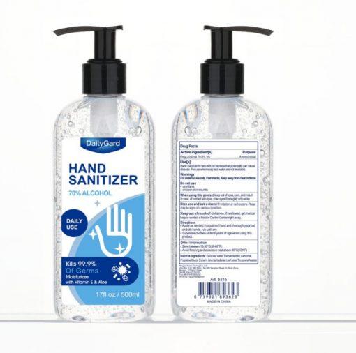 Hand Sanitizer 16 oz