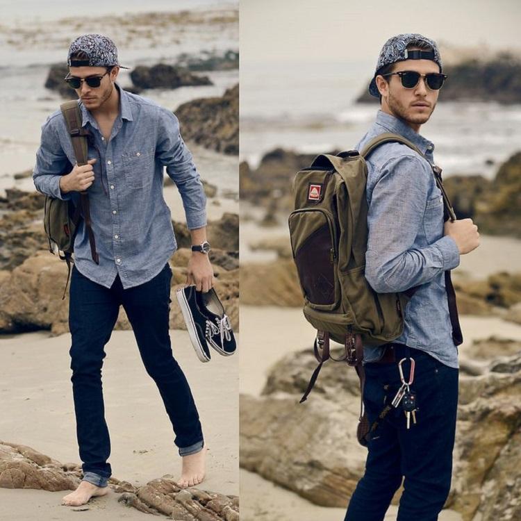 How to Wear a Snapback Backwards?